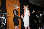 Christina Jesaitis, Kathryn Parsons, winner of the New Generation award , The Veuve Clicquot Business Woman Of The Year Award, celebrating women's excellence in business and commitment to sustainability. Claridge's, Brook Street, London, 22 April 2013