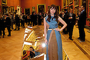 OPHELIA LOVIBOND, Event hosted by the Dutch Ambasador celebrating the achievements of Dutch and Belgian art and fashion. Wallace Collection. London. 15 February 2011.  -DO NOT ARCHIVE-© Copyright Photograph by Dafydd Jones. 248 Clapham Rd. London SW9 0PZ. Tel 0207 820 0771. www.dafjones.com.