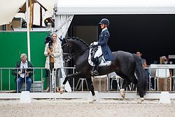 Verliefden Fanny, BEL, Indoctro vd Steenblok<br /> CDI 3* Grand Prix - CHIO Rotterdam 2017<br /> © Hippo Foto - Dirk Caremans<br /> Verliefden Fanny, BEL, Indoctro vd Steenblok