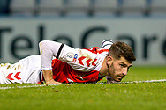 Fleetwood Town forward Ched Evans (9) during the EFL Sky Bet League 1 match between Gillingham and Fleetwood Town at the MEMS Priestfield Stadium, Gillingham, England on 3 November 2018.<br /> Photo Martin Cole