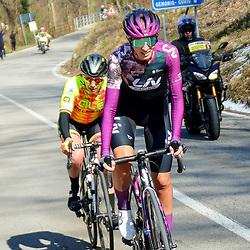 21-03-2021: Wielrennen: Tropheo Alfredo Binda: Cittiglio<br />Pauliena Rooijakkers