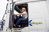 Koningin Maxima werkbezoek aan de sector Transport en Logistiek