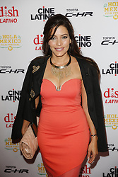 LOS ANGELES, CA - JUNE 7 Adriana Fonseca attends the 9th Annual Hola Mexico Film Festival Opening Night at the Regal LA LIVE in downtown Los Angeles, on June 7, 2017 in Los Angeles, California. Byline, credit, TV usage, web usage or linkback must read SILVEXPHOTO.COM. Failure to byline correctly will incur double the agreed fee. Tel: +1 714 504 6870.
