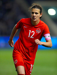 File photo dated 05-04-2019 of Canada's Christine Sinclair