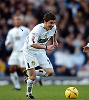 Fotball<br /> Championship England 2004/05<br /> Leeds United v Queens Park Rangers<br /> Elland Road<br /> 20. november 2004<br /> Foto: Digitalsport<br /> NORWAY ONLY<br /> JOHN OSTER LEEDS UNITED