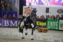 Gal Edward (NED) - Moorlands Totilas<br /> Nederlands Kampioenschap Dressuur - De Steeg 2009<br /> Photo © Dirk Caremans