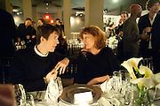 RYAN MCGINLEY;  SUSAN SARANDON, Tilda Swinton / Pringle Dinner at the Webster,  Miami Beach. 3 December 2010. -DO NOT ARCHIVE-© Copyright Photograph by Dafydd Jones. 248 Clapham Rd. London SW9 0PZ. Tel 0207 820 0771. www.dafjones.com.