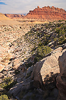 Black Dragon Canyon of the San Rafael Reef of the San Rafael Swell, Utah, USA