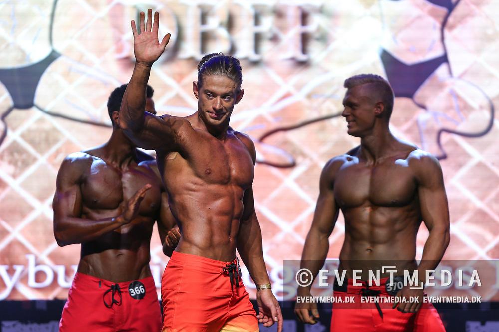 DM i Fitness og Bodybuilding 2018 i Ringsted Kongrescenter. 13.10.2018. Photo Credit: Allan Jensen/EVENTMEDIA.