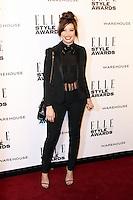 Daisy Lowe, ELLE Style Awards, One Embankment, London UK, 18 February 2014, Photo by Richard Goldschmidt