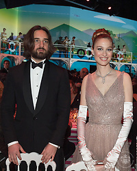 Dimitri Rassam and Beatrice Casiraghi attend the Rose Ball 2019 at Sporting in Monaco, Monaco.<br /> Photo by Palais Princier/Jacques Witt/SBM/ABACAPRESS.COM
