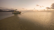 Sandbar, Kaneohe Bay, Oahu, Hawaii, sunrise, beach, photographer