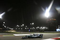 April 8, 2018 - Sakhir, Bahrain - Motorsports: FIA Formula One World Championship 2018, Grand Prix of Bahrain,#77 Valtteri Bottas (FIN, Mercedes AMG Petronas) (Credit Image: © Hoch Zwei via ZUMA Wire)