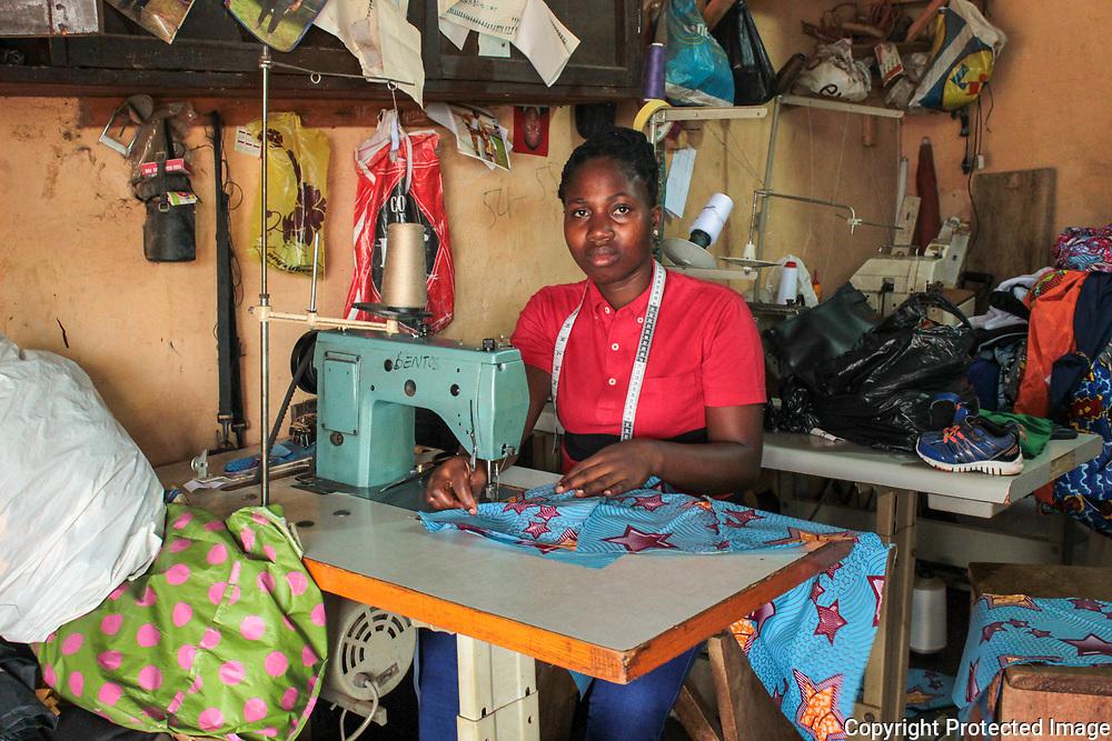 Focus by Florence Ama Geyevu