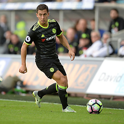 Eden Hazard of Chelsea - Mandatory byline: Alex James/JMP - 07966386802 - 11/09/2016 - FOOTBALL - Barclays premier league -swansea,Wales - Swansea v Chelsea  -