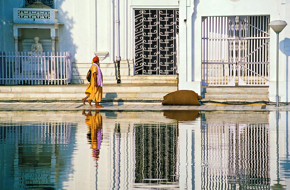 The Durgiana Temple (Hindu), Amritsar, Punjab, India
