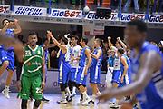 Lalanne Cady, Giuri Marco, Dell'Agnello Sandro<br /> Happycasa Basket Brindisi - Sidigas Avellino<br /> Legabasket serieA 2017-2018<br /> Brindisi , 15/11/2017<br /> Foto Ciamillo-Castoria/ M.Longo