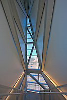 DC Commercial Photographer Interior Image of Performing Arts Center at Montgomery College, Bethesda, MD