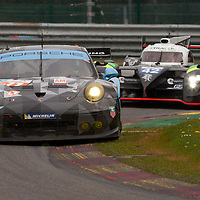 Dempsey Proton Racing  Porsche 911 RSR #77 driven by Patrick Dempsey / Patrick Long / Marco Seefried, WEC 6 Hours of Spa-Francorchamps 2015