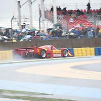 #30 Nissan NPTI90,      Group C, Peter Garrod,     Le Mans, 24H