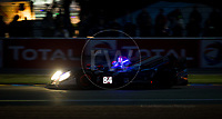 Qualifying Ferderic Sausset (FRA) / Christophe Tinseau (FRA) / Jean-Bernard Bouvet (FRA) driving the Innovative  SRT41 by Oka Racing  Morgan LM P2-Nissan 24hr Le Mans 15th June 2016
