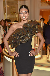 Neelam Gill at the reopening of the Cartier Boutique, New Bond Street, London, England. 31 January 2019. <br /> <br /> ***For fees please contact us prior to publication***