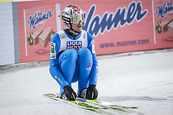 28.02.2021, Oberstdorf, GER, FIS Weltmeisterschaften Ski Nordisch, Oberstdorf 2021, Mixed Teambewerb, Skisprung HS106, im Bild Robert Johansson (NOR) // Robert Johansson (NOR) during the ski jumping HS106 mixed team competition of FIS Nordic Ski World Championships 2021 in Oberstdorf, Germany on 2021/02/28. EXPA Pictures © 2021, PhotoCredit: EXPA/ Tadeusz Mieczynski