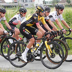 KNOKKE HEIST (BEL) July 10 CYCLING: 2nd Stage Baloise Belgium tour: