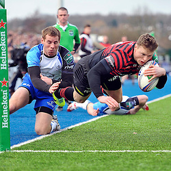 Saracens v Connacht Rugby