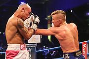 BOXEN: EC Boxing & SES Boxing, Hamburg, 18.01.2020<br /> IBO-Weltmeisterschaft: Sebastian Formella (GER) - Roberto Arriaza (NIC)<br /> © Torsten Helmke