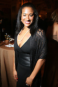 Vanesse Levy at The Fifth Annual Grace in Winter Gala honoring Susan Taylor, Kephra Burns, Noel Hankin and Moet Hennessey USA and benfiting The Evidence Dance Company held at The Plaza Hotel on February 3, 2009 in New York City.