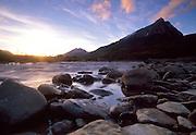 National Park near Estancia Haberton, Tierra Del Fuego, Argentina