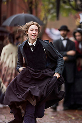 RELEASE DATE: December 25, 2019 TITLE: Little Women STUDIO: Columbia Pictures DIRECTOR: Greta Gerwig PLOT: Four sisters come of age in America in the aftermath of the Civil War STARRING: SAOIRSE RONAN as Jo March. (Credit Image: © Columbia Pictures/Entertainment Pictures/ZUMAPRESS.com)