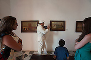 Paintings of the  Museum of the Inquisition Palace