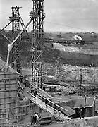 A Bridge Being Constructed, Munich, 1925