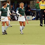 Hockey, Laren - Rotterdam, en Fatima Moreira de Melo