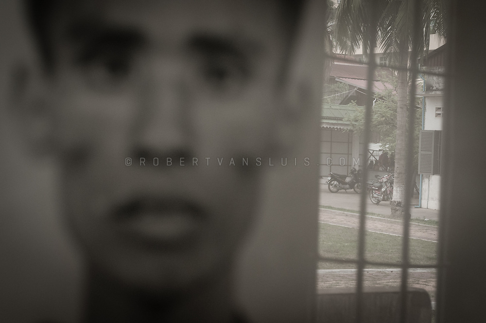Tuol Sleng Museum of Genocide, Cambodia