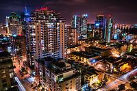 Downtown San Diego (Night)