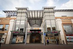 Intu shopping centre in Uxbridge, London Borough of Hillingdon, West London UK