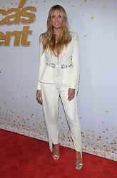 August 15, 2018 - Los Angeles, California, USA - 8/14/18.Heidi Klum at ''America''s Got Talent'' Red Carpet event in Los Angeles, CA. (Credit Image: © Starmax/Newscom via ZUMA Press)