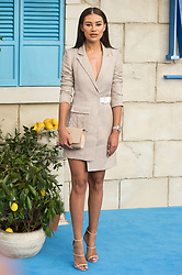 © Licensed to London News Pictures. 16/07/2018. London, UK. Montana Brown attends the Mamma Mia! Here We Go Again World Film Premiere at Eventime Apollo Hammersmith. Photo credit: Ray Tang/LNP