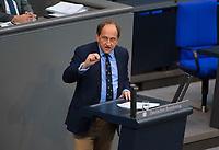 DEU, Deutschland, Germany, Berlin, 29.11.2018: Alexander Graf Lambsdorff (FDP) bei einer Rede während der Debatte zum UN-Migrationspakt bei der Plenarsitzung im Deutschen Bundestag.