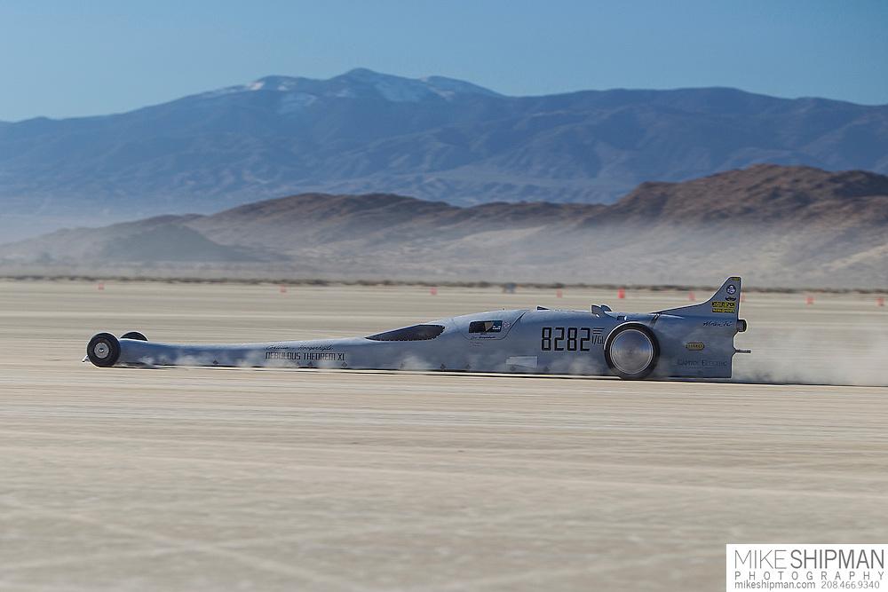 Costella/Hoogerhyde, 8282, eng I, body GL, driver Jim Hoogerhyde, 189.048 mph, record 190.532