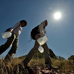 Activists on US-Mexico border