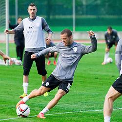 20140903: SLO, Football - Practice session of Slovenian National Football Team