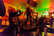 New Planet Trampoline at Happy Dog by Cleveland music photographer Mara Robinson 2.23.2014
