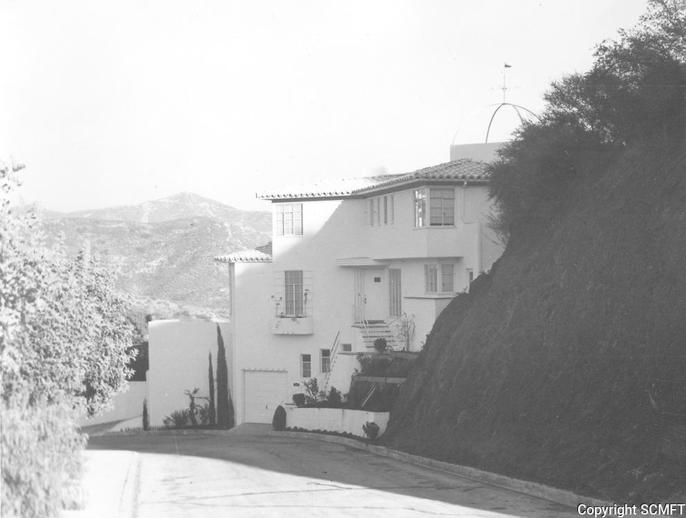 Circa 1930 2366 Castillian Dr. in the Outpost Estates