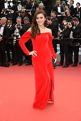 May 14, 2019 - Cannes, France - CANNES, FRANCE - MAY 14: Katya Mtsitouridze attends the opening ceremony and screening of ''The Dead Don't Die'' during the 72nd annual Cannes Film Festival on May 14, 2019 in Cannes, France (Credit Image: © Frederick InjimbertZUMA Wire)