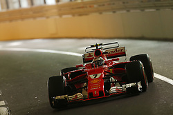 May 28, 2017 - Monte Carlo, Monaco - Motorsports: FIA Formula One World Championship 2017, Grand Prix of Monaco, .#7 Kimi Raikkonen (FIN, Scuderia Ferrari) (Credit Image: © Hoch Zwei via ZUMA Wire)