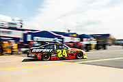May 20, 2011: May 20, 2011: NASCAR Sprint Cup All Star Race practice. Jeff Gordon